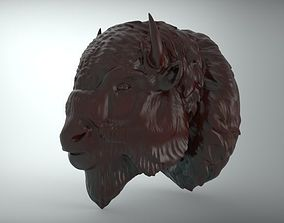 bufalo american bison 3D
