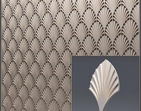Gypsum 3D panel 37