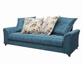 sofa iris 3D model