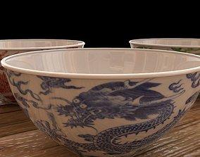 aluminium Bowl 3D Model