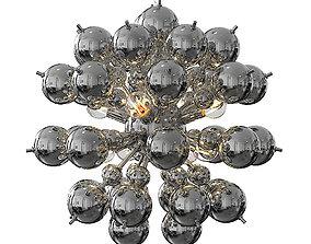 3D model Maytoni Bolla MOD133PL-08CH chandelier
