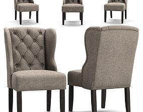 3D model Arhaus Mason Dining Chair
