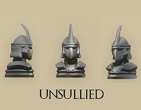 GOT Markers Unsullied 3D print model