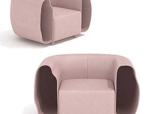 Mathieu Lehanneur Elephant Chair 3D model