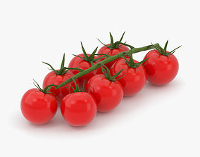 Cherry Tomato 3D model
