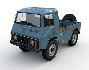 VOLVO LAPLANDER C202 1977 3D