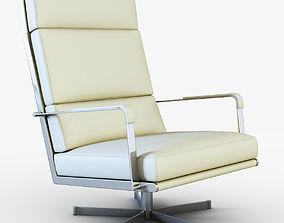 Armchair GILBERT High Back Chair 3D