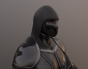 3D model Fantasy Character