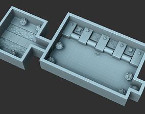 3D print model Tibia Annihilator Room - Miniature