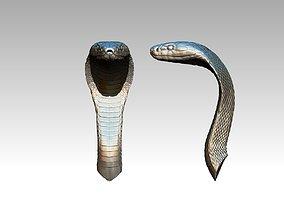 3D printable model Cobra Snake Head part