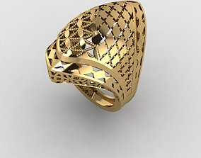 3D print model wedding Ring 4