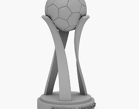 Football Award Cup 3D PRINT