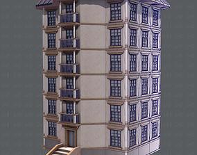 Buliding V03 3D asset