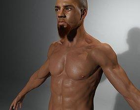 3D 10saleoff Capoeira Warrior Not Rigged