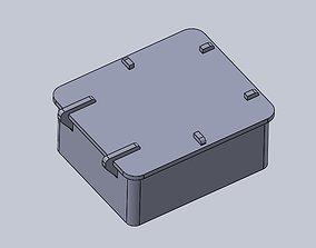 Hatch 3D print model