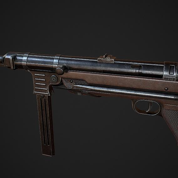 MP 40