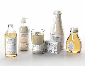 3D model Barr Co Bath And Body Products