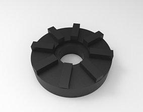 3D print model AEP - hopup adjustment weel