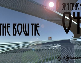 3D asset Sky Track The Bow Tie