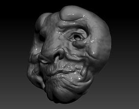mr cloud 3D print model print3d