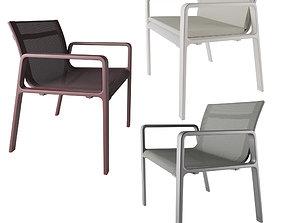 3D Park life low armchair By Jasper morrison