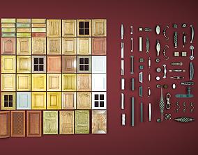 3D model Cabinet door