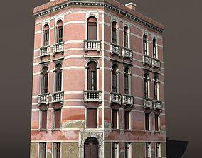Venice Building 147 3D asset