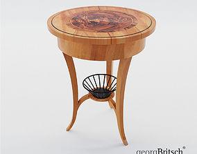 Biedermeier sewing table - Germany around 1825 - Georg 3D