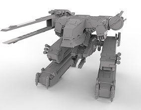 Custom Metal Gear Rex Model