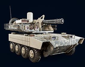 tb-21 3D asset