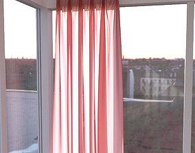 3D Curtain versatile