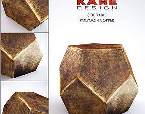 Kare Polygon Table 3D model