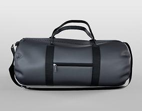 3D Paco Rabanne Sport Bag