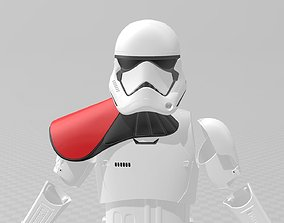 3D printable model Star Wars TLJ Storm trooper Full Armour