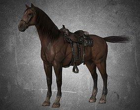 Horse - D5 3D model