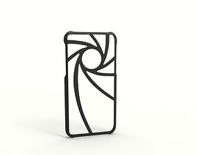 iPhone 6 case - Lights 3D printable model