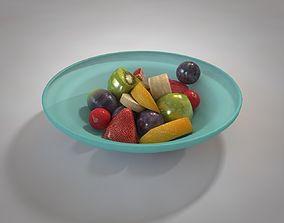 3D model Fruit Snacks