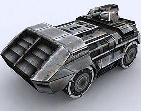 low-poly 3DRT - Sci-Fi Forces - APC 2