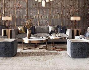 beautiful livingroom 3D