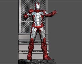 IRONMAN MARK 5 MK5 MARVEL TONY STARK MCU 3D PRINT