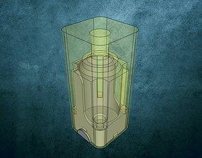 3D print model Digiflavor Siren 2 Box