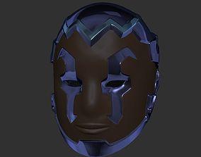 Blue Beetle Wearable Hemlet for 3D printable model 3