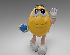 MandM s Character 3D model