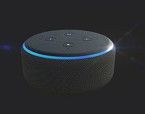 3D asset Echo Dot