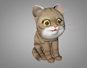 Kitty 3D model