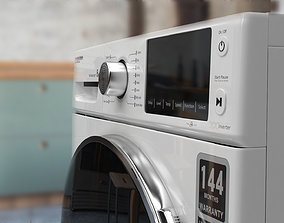 3D Laundry Machine