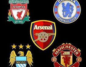 3D Big 5 Premier League Football Club