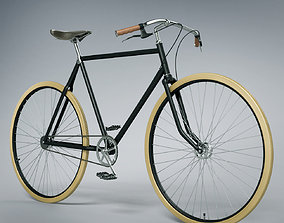 3D model Bicycle pashley