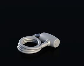 lock 01 3D model