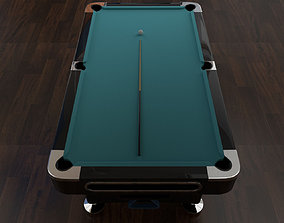 3D model Billiard Pool Table